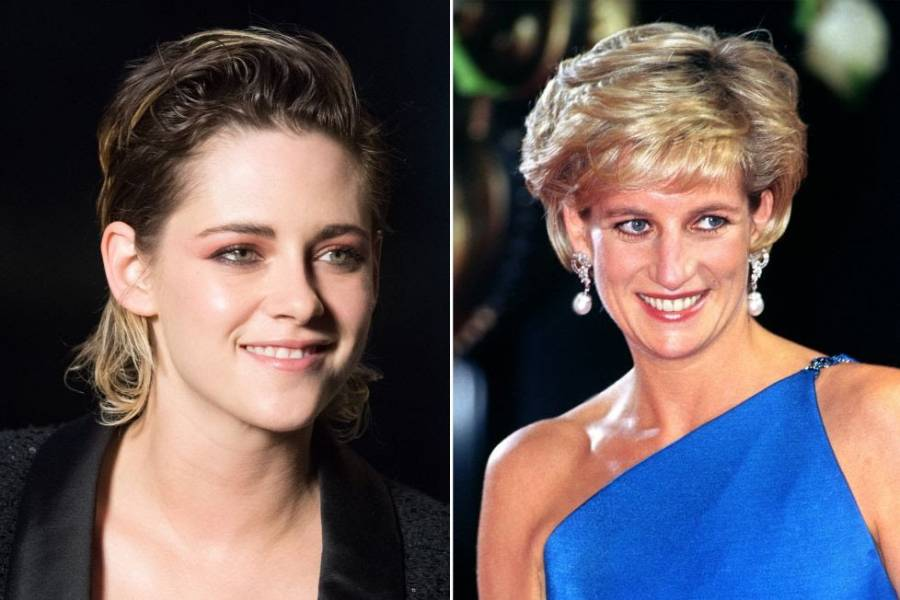 Kristen Stewart interpretará a Lady Di en nueva película