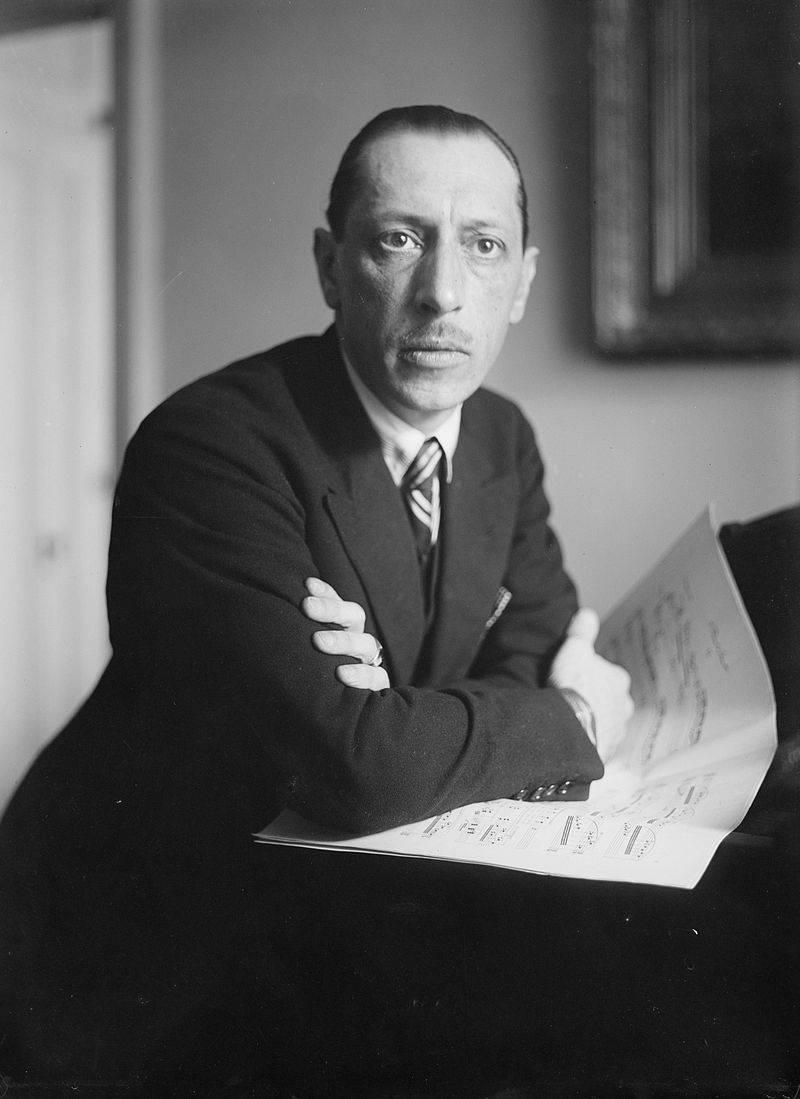 Stravinski, el compositor que dio forma a la música