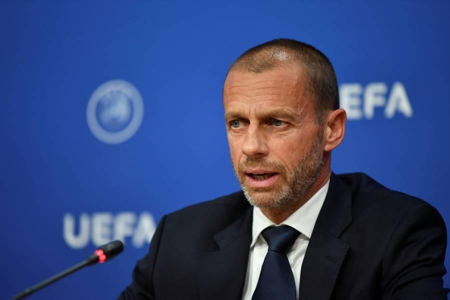 UEFA decidirá en julio sobre el regreso del público a los estadios