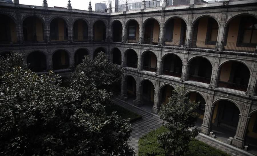 La llegada de los jesuitas a México