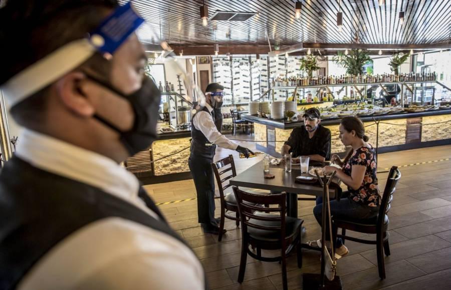 Cómo será salir a comer a restaurantes en la nueva normalidad en CDMX