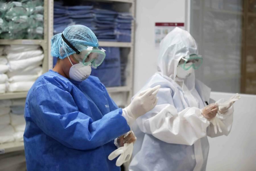 Revela IMSS que desplegó a mas de 16 mil profesionales de salud para enfrentar Covid