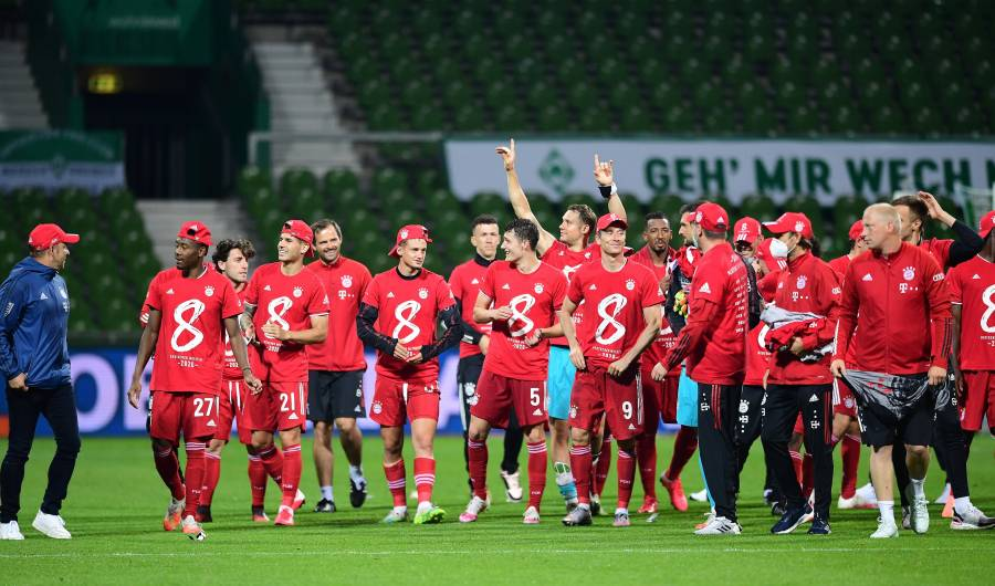 Bayern Múnich es campeón; primero en la era Covid-19
