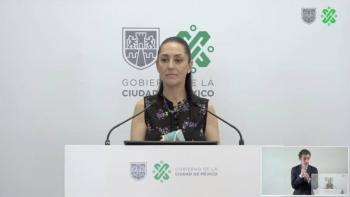 """CDMX reporta """"reducción constante"""" de hospitalizados"""