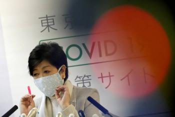 Gobernadora de Tokio en contra de aplazar Juegos Olímpicos en 2021