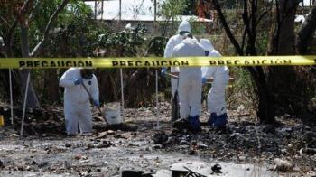 Encuentran una fosa clandestina en Jalisco