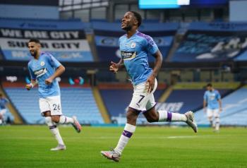 Manchester City regresa goleando al Arsenal
