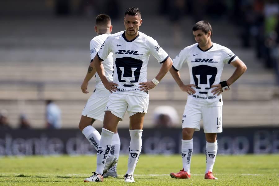 Pumas anuncia la salida de Malcorra y Barrera