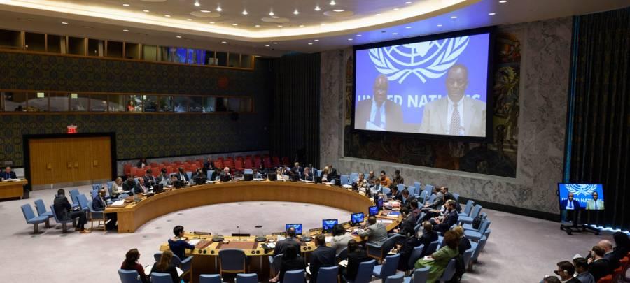 Ingreso de México al Consejo de Seguridad fortalece al país