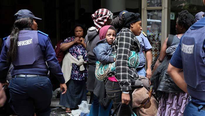 Al menos 100 millones de personas se encuentran desplazadas: ACNUR