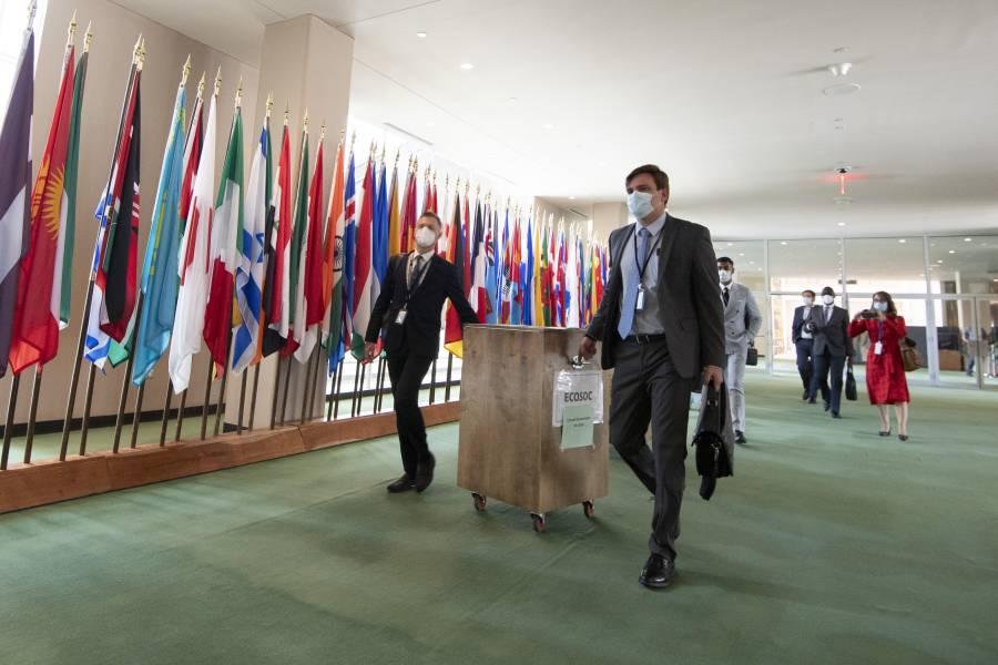 México regresa al Consejo de la ONU
