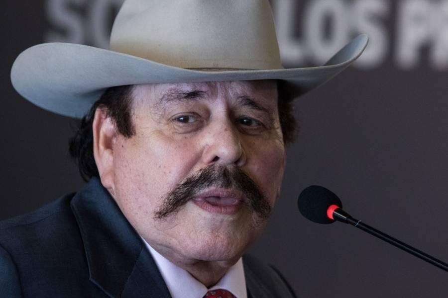 Tras denuncia de Morena ante FGR, Guadiana respalda a Yeidckol Polevnsky