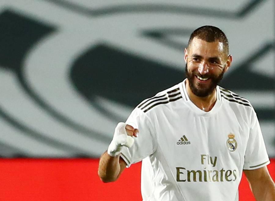 Real Madrid y un Benzema estelar fulminan al Valencia