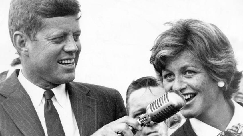 Fallece última hermana sobreviviente de John Kennedy