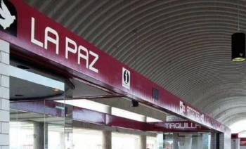 Suspendidas las estaciones del Metro La Paz y Los Reyes