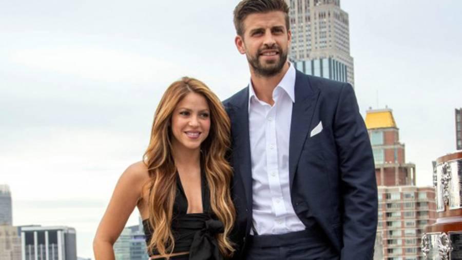Hace una década Piqué encontró al amor de su vida, Shakira