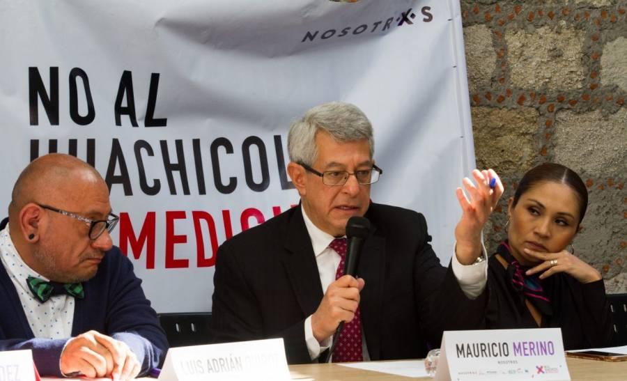 Mauricio Merino renuncia a la asamblea consultiva del Conapred