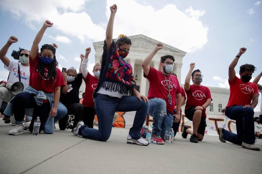 Corte Suprema de EU bloquea  deportación de 618,342 mexicanos