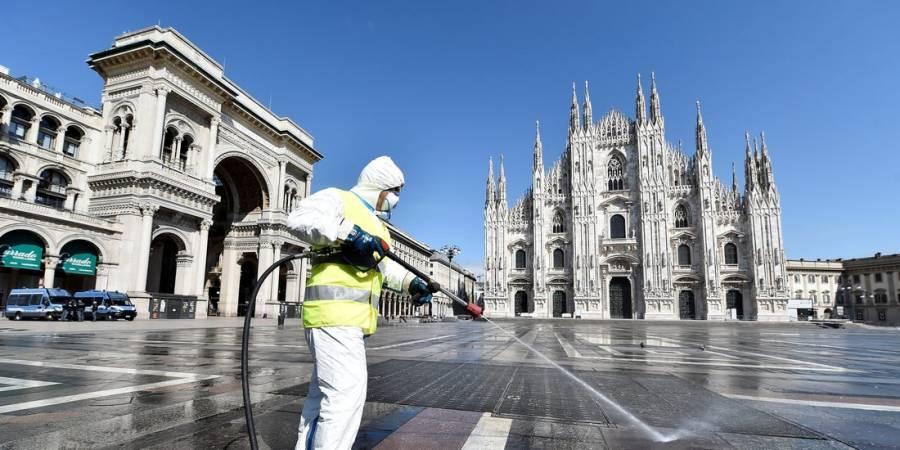 Estudio revela presencia de coronavirus en aguas residuales desde 2019 en Italia