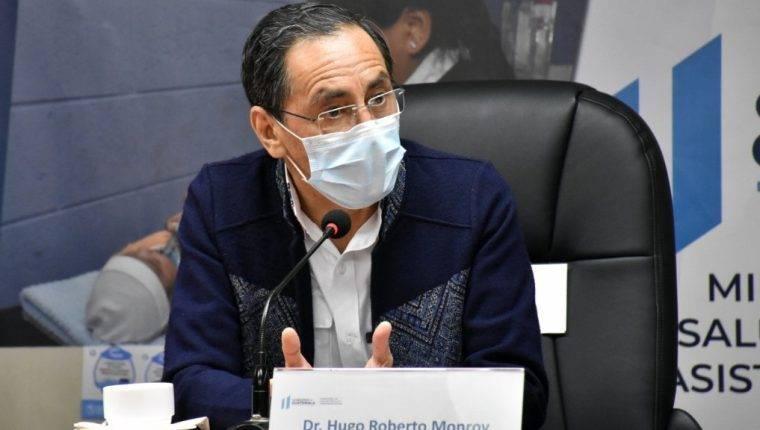 Destituyen a Ministro de Salud de Guatemala