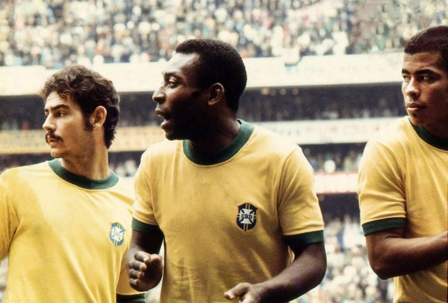 México es un país que no puedo olvidar: Pelé