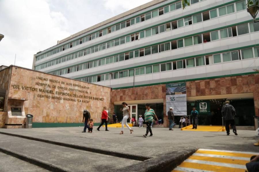 Con más de cinco mil nacimientos anuales en sus instalaciones, Gineco 3 La Raza del IMSS cumple 56 años