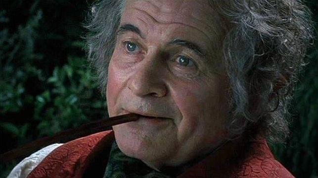 Adiós Bilbo Bolsón, Ian Holm ha fallecido