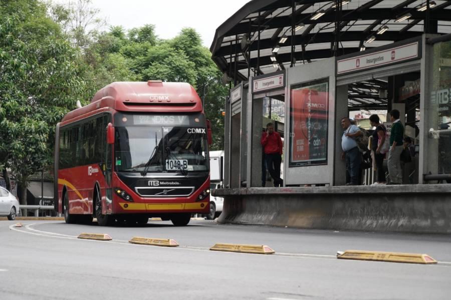 CISA cumple 15 años de transportar a pasajeros en la CDMX