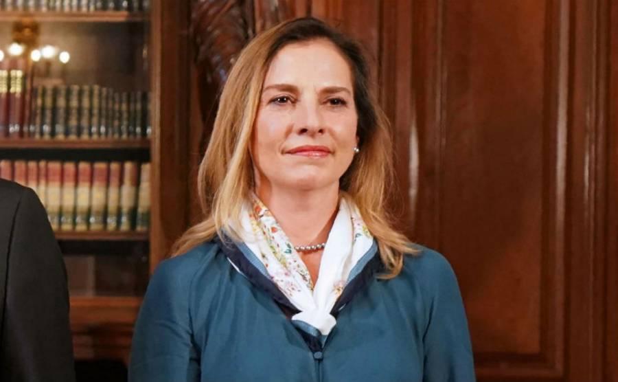 Niega escritora Gutiérrez Muller injerencia en renuncia de titular de Conapred