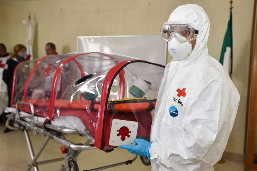 Edomex registra 114 nuevos fallecimientos por Covid-19 en las últimas 24 horas