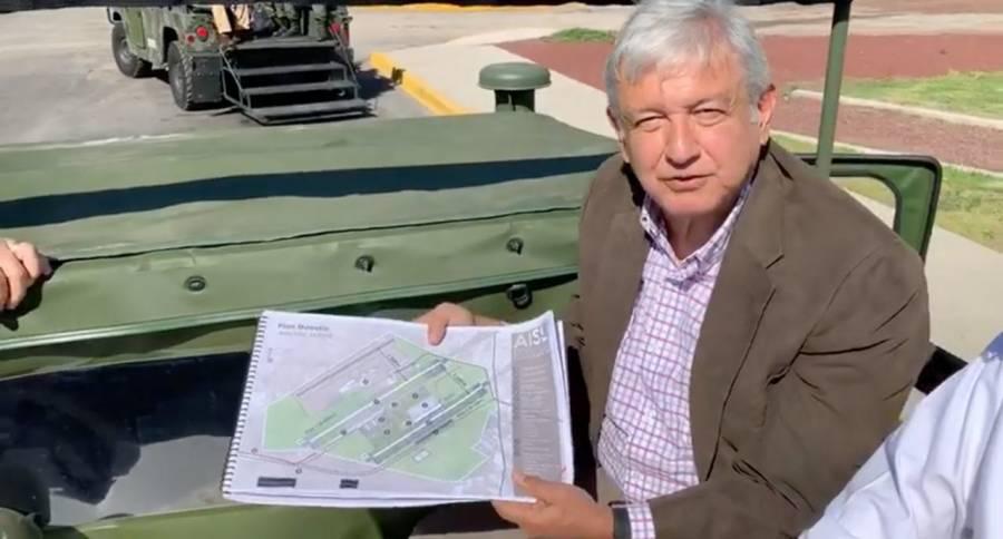 Terrenos adquiridos para la construcción de Santa Lucia están liquidados