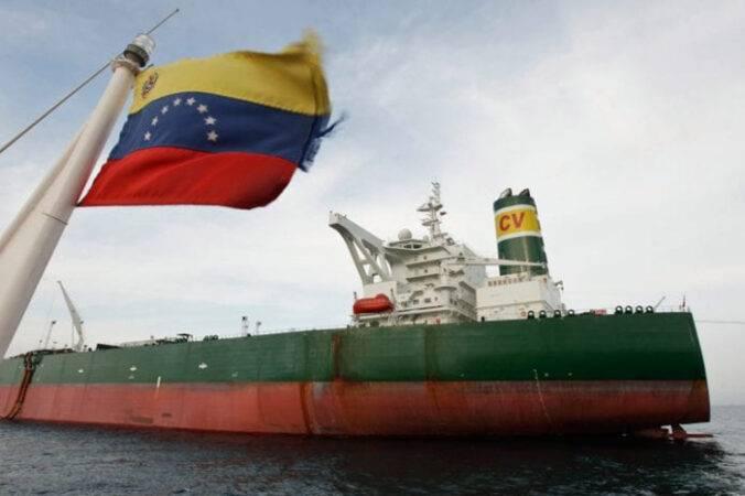 UIF denunció a empresas mexicanas que comercializaron petróleo venezolano