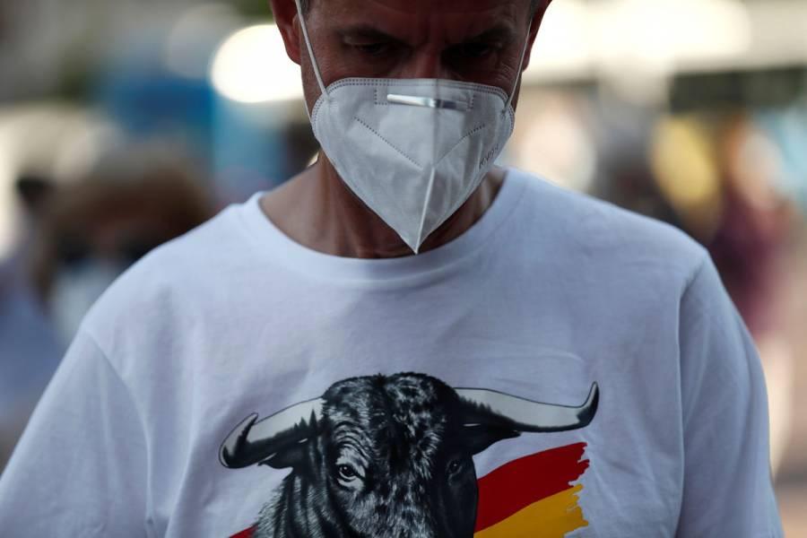 Cifra de muertes por Covid-19 asciende a 28 mil 322 en España