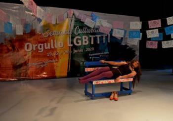 En Puebla realizan obras de teatro y foros por mes del orgullo gay