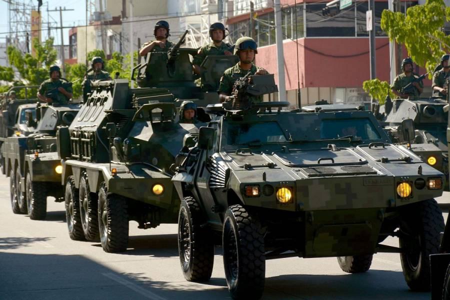 Controversia contra uso de Fuerzas Armadas en labores de seguridad no cuenta con mayoría parlamentaria: Morena