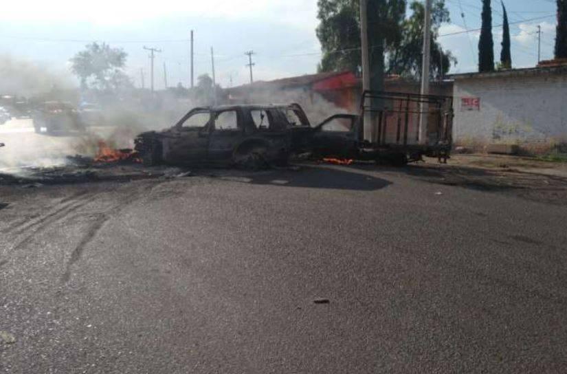 Embajada de EE.UU. en México emite alerta por bloqueos en Guanajuato