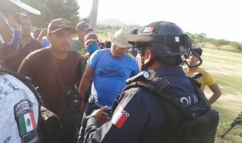 En supuesto filtro sanitario, ataque deja 15 muertos en Oaxaca