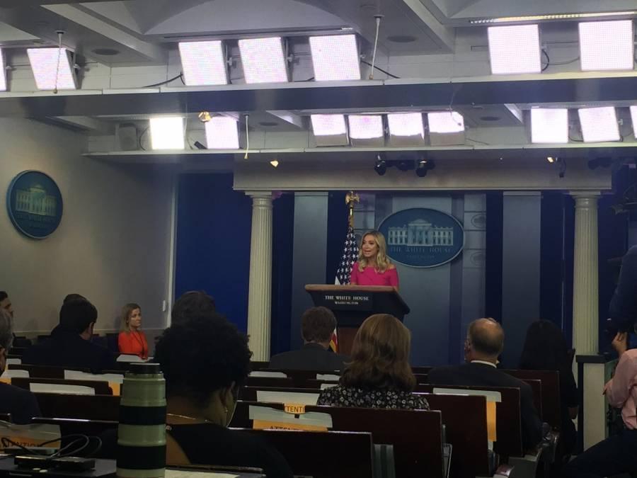 La Casa Blanca ratifica el apoyo de Estados Unidos a Juan Guaidó
