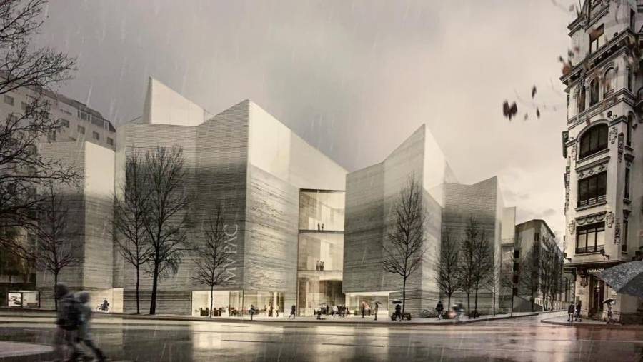 Dos arquitectos mexicanos ganan concurso para construir Mupac