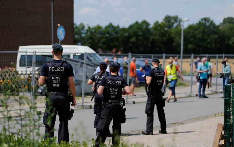 Capturan en Alemania a médico sirio acusado de tortura