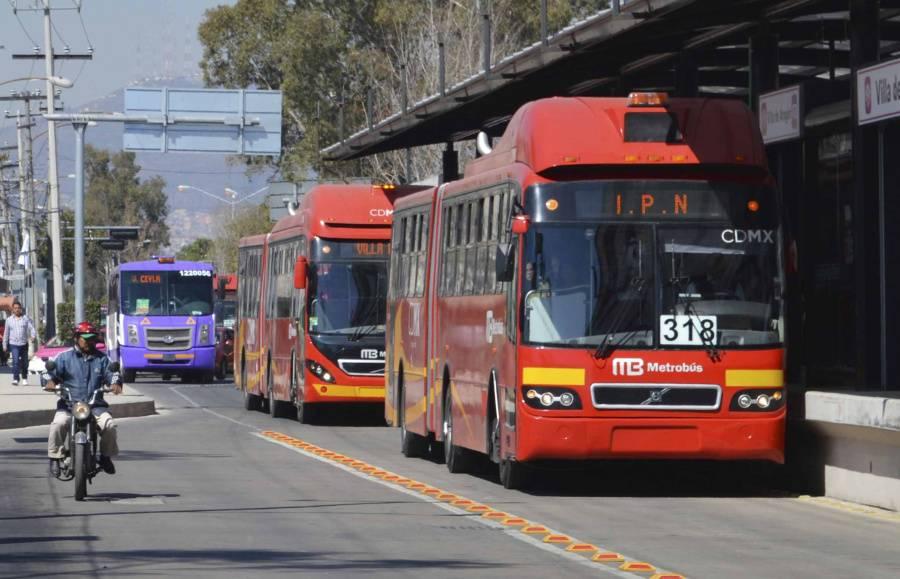 Alistan la Línea 8 del Metrobús