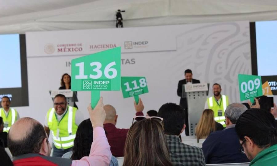 México anuncia subastas por 11,000 mdd mediante uso de línea