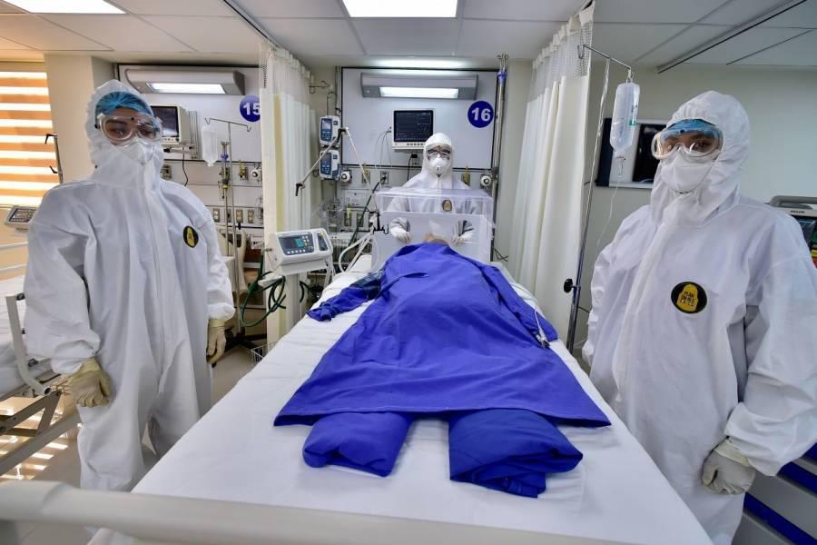Registro de muertes por Covid-19 en CDMX manipuladas por 12 médicos
