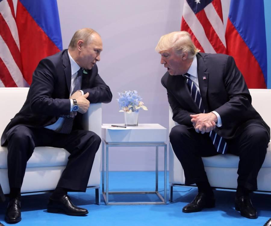 Abren Rusia y Estados Unidos negociaciones sobre armas nucleares