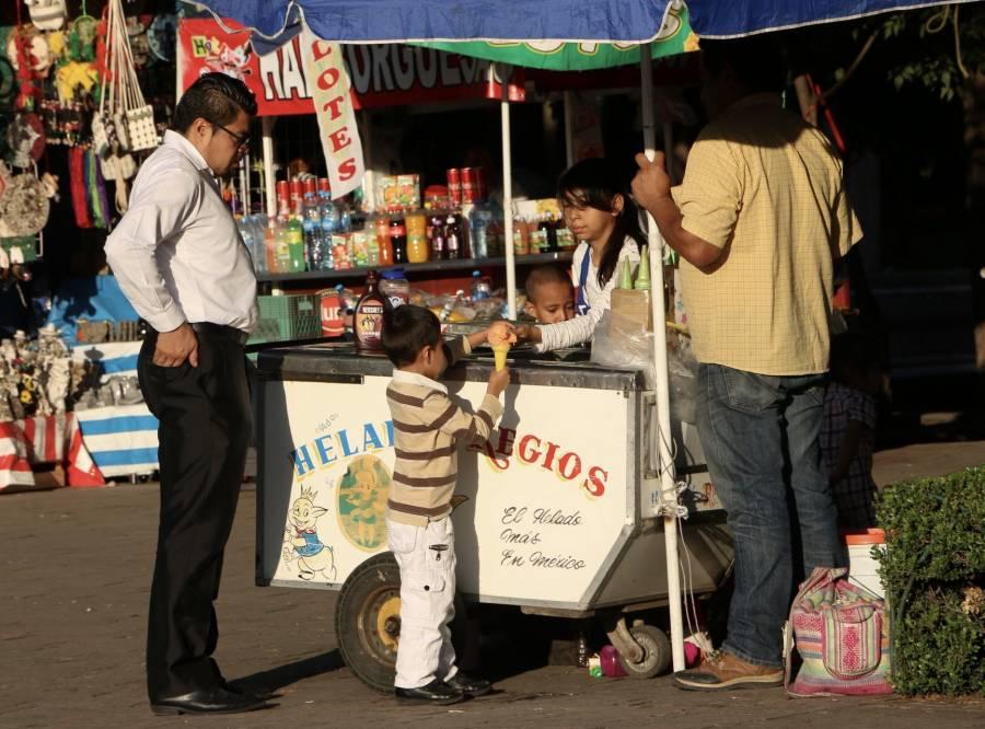 Alistan campaña nutricional; piden a padres no ser fodongos con comida a sus hijos