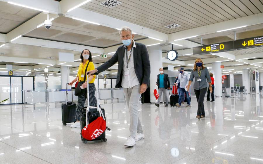España reabre vuelos… sólo  entre países de Europa
