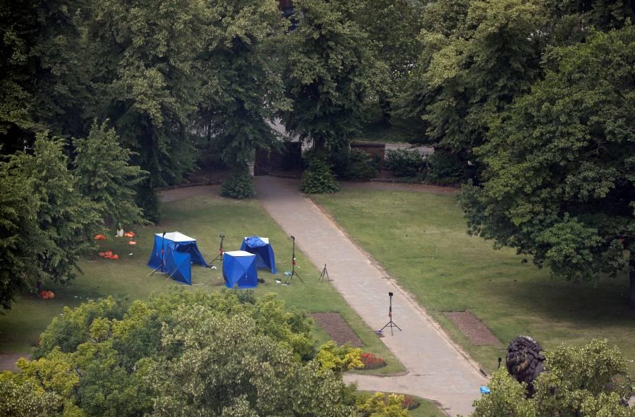 Terrorismo, ataque en  parque inglés: policía