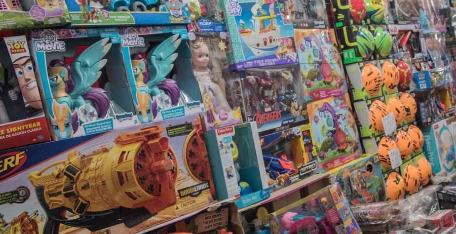 El covid-19 modificó patrones de compra de juguetes