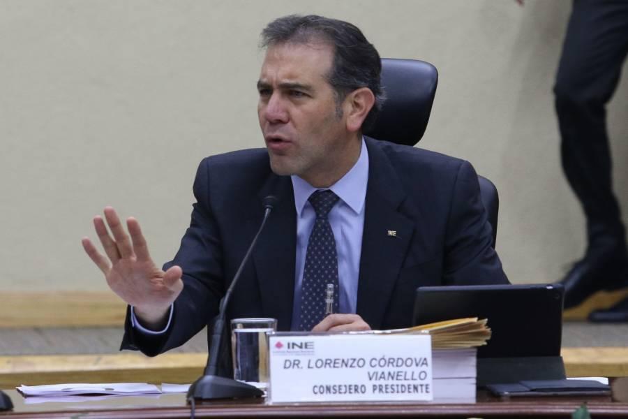 Lorenzo Córdova responde a López Obrador