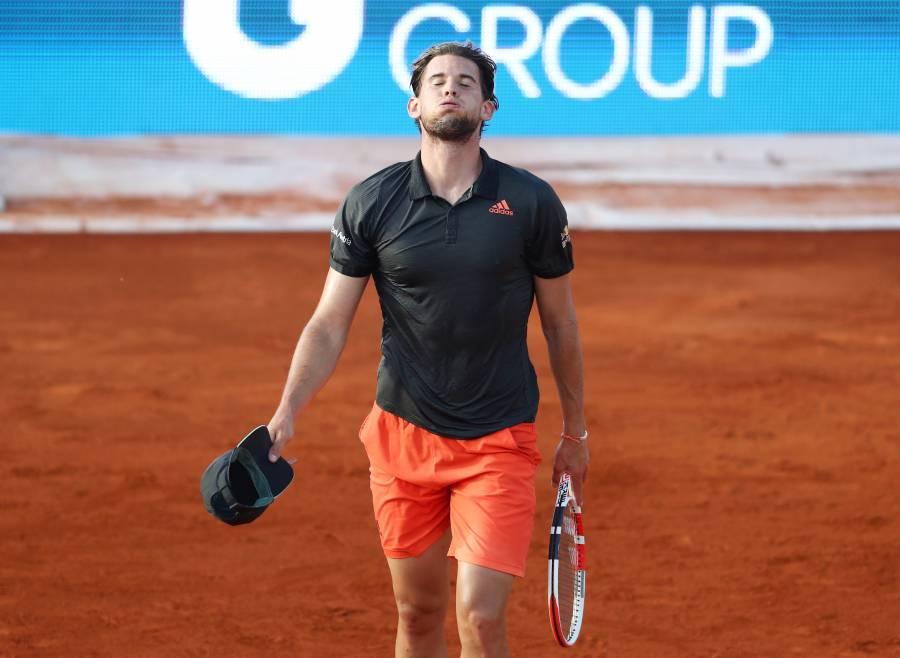 Dimitrov jugó torneo de tenis en Serbia; tiene Covid-19
